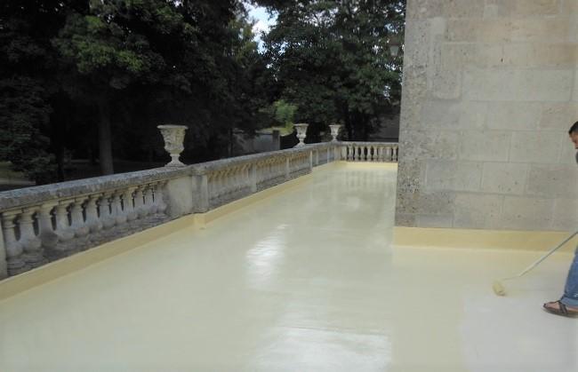 Etancheite Toiture Terrasse Accessible